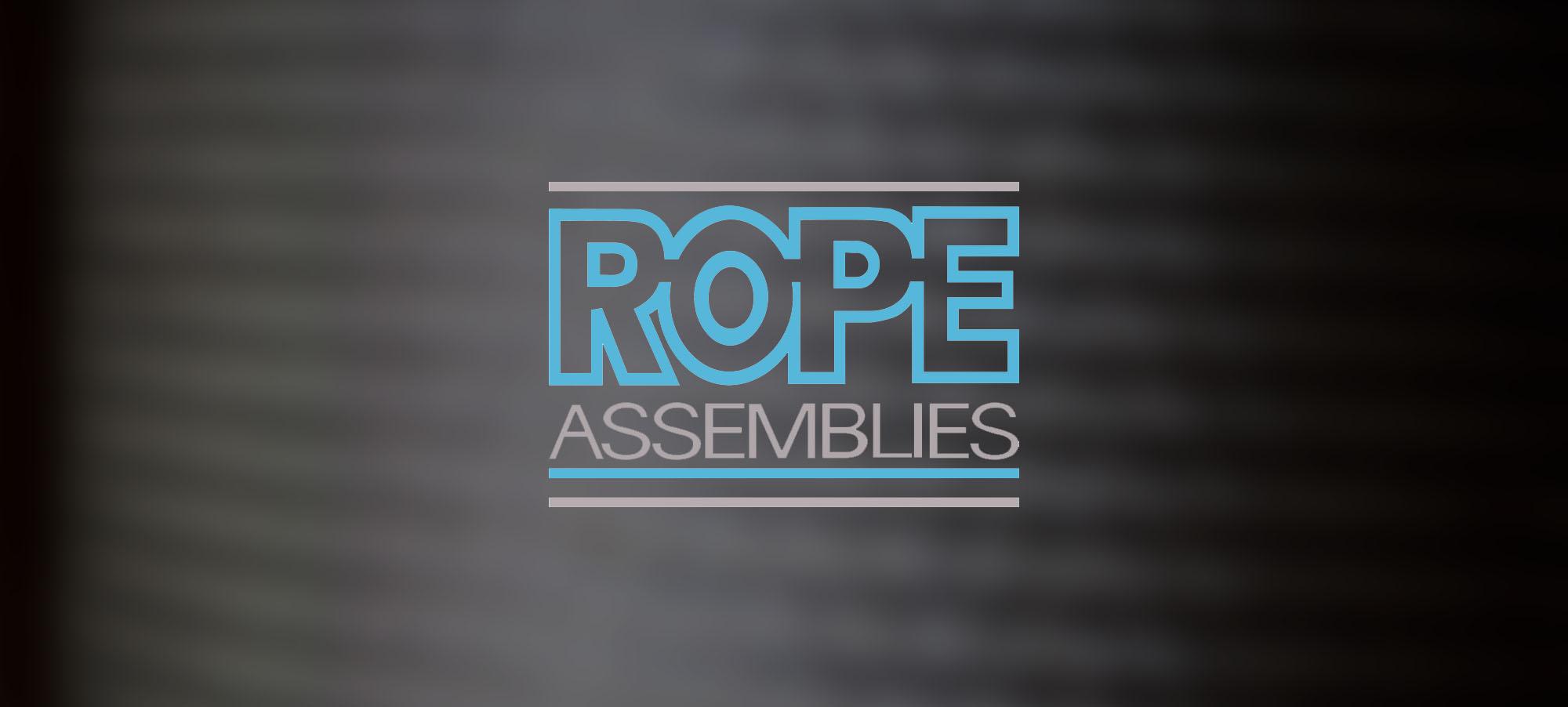 Rope Assemblies