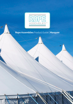 Rope Assemblies - Product Guide - Marquee