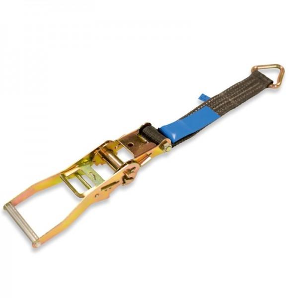 2 part ratchet strap