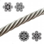 Galvanised Wire Rope Wire Core