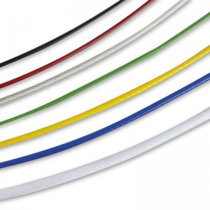 Wire Rope - PVC Coated