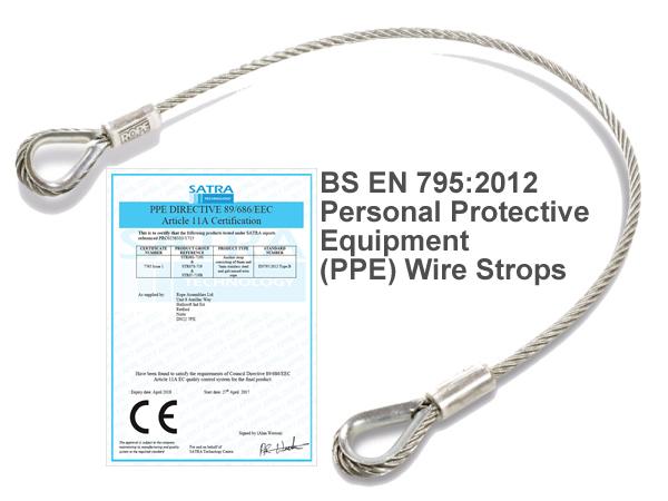 ppe-en-795-strop-wire