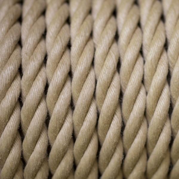 Fibres & Cords - Natural Hemp
