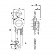 Tools & Mechanical – Chain Block