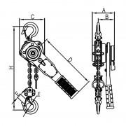 Tools & Mechanical – Lever Hoist