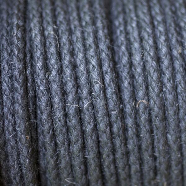Fibres & Cords - Jute Fibre Black