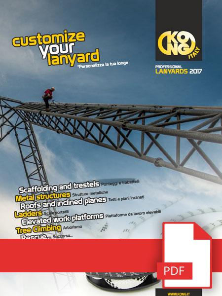 Kong Lanyards Brochure 2017