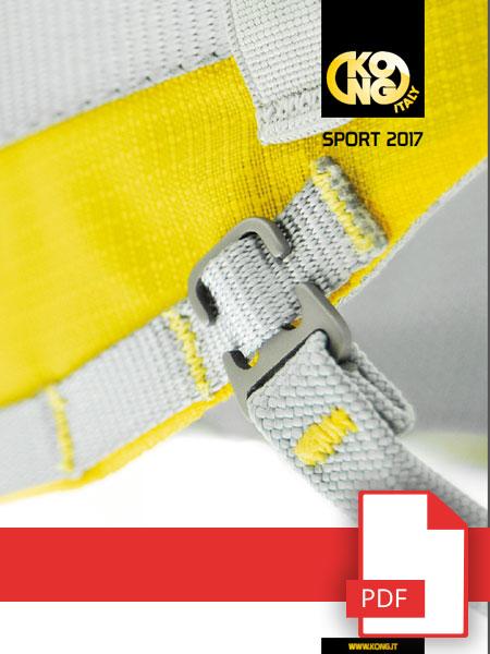 Kong Sport Brochure 2017
