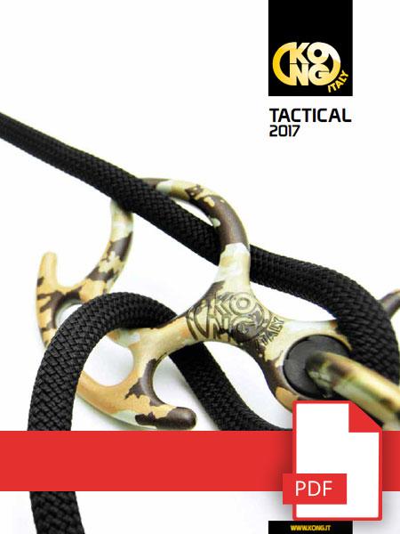 Kong Tactical Brochure 2017