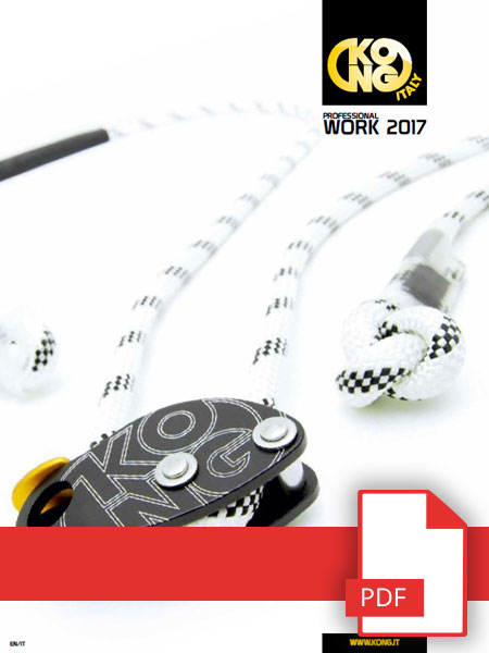 Kong Work Brochure 2017
