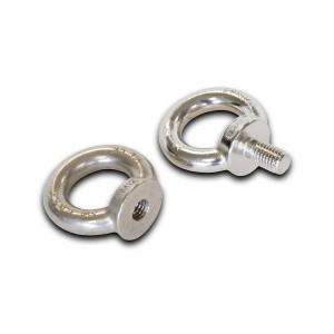 Stainless Steel DIN582 Eyebolt