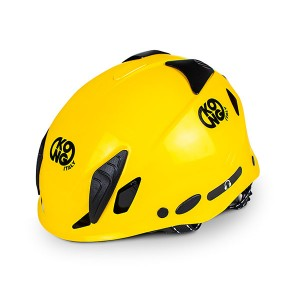 Mouse Work Helmet - Yellow