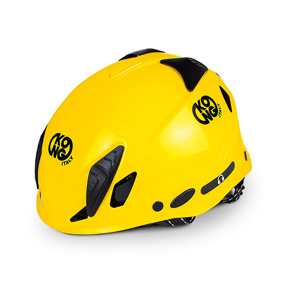Mouse Work Helmet - Yellow