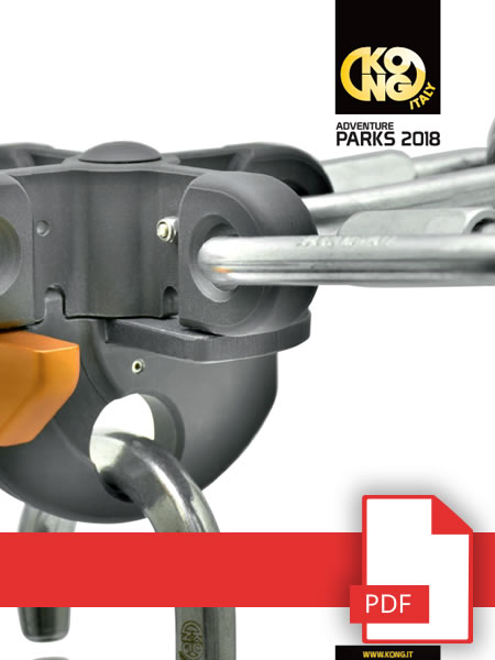 Kong Adventure Parks Brochure 2018