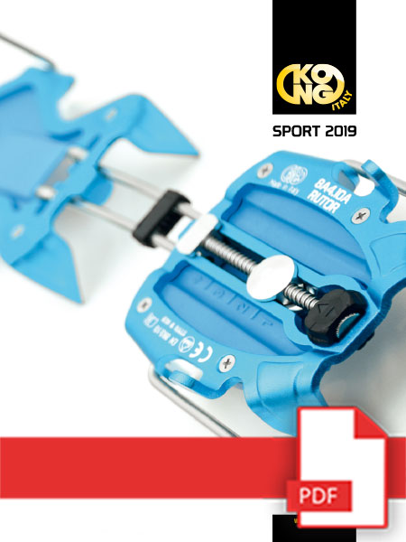 Kong Sport Brochure 2019