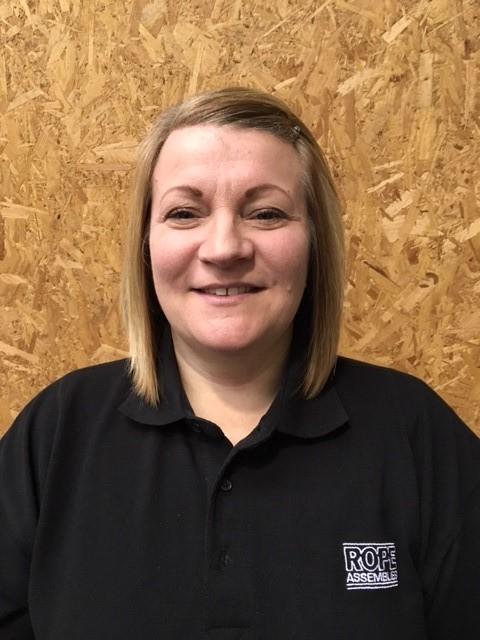 Alexis Cooper - Sales Administrator