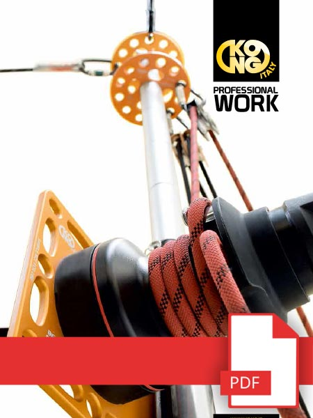 Kong Work Brochure 2021